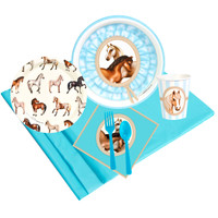 Ponies 16 Guest Party Pack
