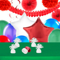 Reindeer Christmas Party Deco Kit