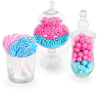 Gender Reveal Candy Kit Blue & Pink