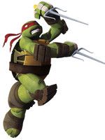TMNT Raphael Giant Wall Decal