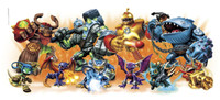 Skylanders Giant Wall Decal