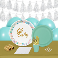 Oh Baby 16 Guest Party Pack
