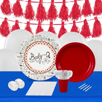 Baby-Q 16 Guest Party Pack