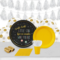 Twinkle Twinkle How I Wonder 16 Guest Party Pack