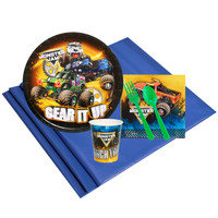 Monster Jam 8 Guest Party Pack