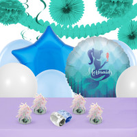 Mermaids Under The Sea Deco Kit