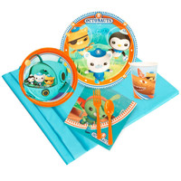 Octonauts 24 Guest Party Pack