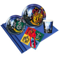 Harry Potter 24 Guest Party Pack 2