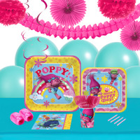 Trolls 16 Guest Party Pack