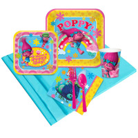 Trolls 24 Guest Party Pack