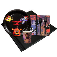 Five Nights at Freddy's 8 Guest Party Pack 2