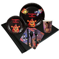 Five Nights at Freddy's 24 Guest Party Pack 2