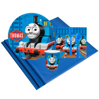 Thomas The Train 8 Guest Party Pack
