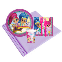 Shimmer and Shine 8 Guest Party Pack