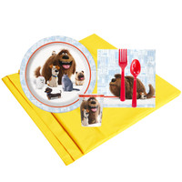 Secret Life Of Pets 8 Guest Party Pack