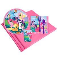 My Little Pony Friendship Magic 8 Guest Party Pack