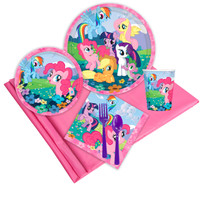 My Little Pony Friendship Magic 24 Guest Party Pack