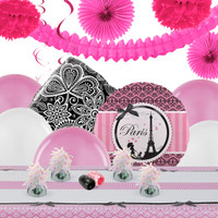 Paris Damask Deco Kit