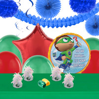 Super Why Deco Kit