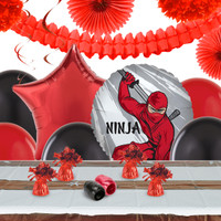 Ninja Warrior Deco Kit