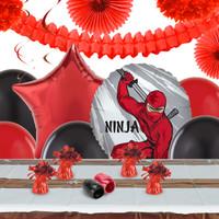 Ninja Warrior Deco Kit