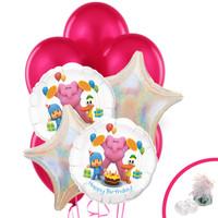 Pocoyo Balloon Bouquet 2