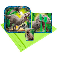 Jurassic World 8 Guest Party Pack