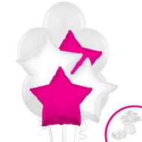 Pink Flamingo Party Balloon Bouquet