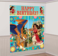 Disney Elena Backdrop