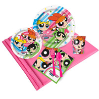 Power Puff Girls 24 Guest Party Pack 2