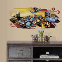 Skylanders Superchargers Giant Wall Graphic