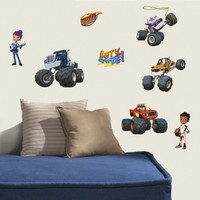 Blaze & the Monster Machines Wall Decals