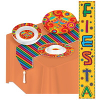 Fiesta Serveware Party Kit