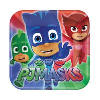 PJ Masks Desset Plates (8)