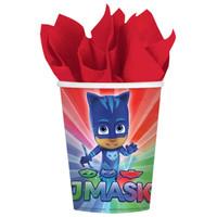 PJ Masks 9oz Paper Cups (8)
