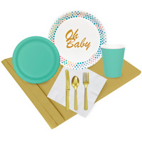 Oh Baby 16 Guest Party Pack 2