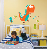 Dino Giant Wall Decal