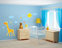 Giraffe Giant Wall Decal