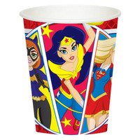DC Super Hero Girls 9 oz Cups