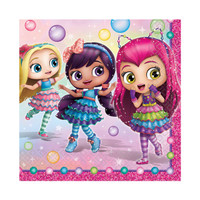 Little Charmers Beverage Napkin