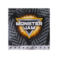 Monster Jam Beverage Napkins (16)