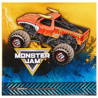 Monster Jam Lunch Napkins (16)