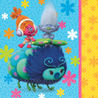 Trolls Lunch Napkins (16)