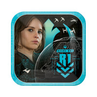 Rogue One: A Star Wars Story  Dessert Plates (8)