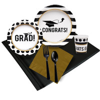 Graduation Party Pack for 32