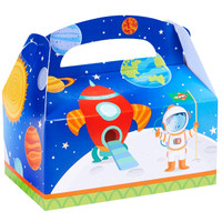 Rocket To Space Favor Box