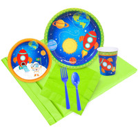 Rocket To Space 16 Guest Party Pack 2