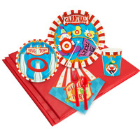 Carnival Games 16 Guest Party Pack 2