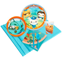 Octonauts 16 Guest Party Pack 2