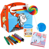 Dr. Seuss Deluxe Filled Favor Boxes (8)